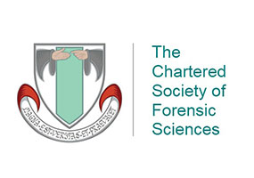 Chartered Society of Forensic Sciences (CSFS) logo