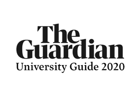 Guardian Uni Guide logo in box