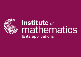 The logo of the Institute of Mathematics and its Applications