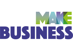 Make Business logo