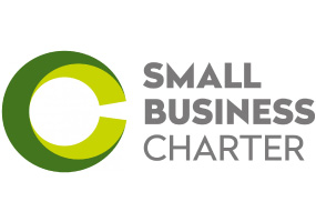 Logo of the Small Business Charter