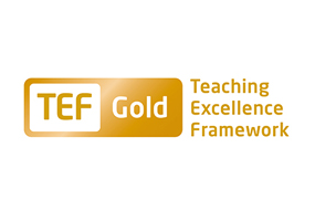 TEF logo in box
