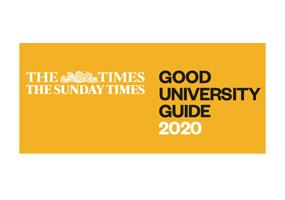 Times Good Uni Guide logo in box