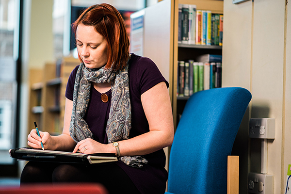 education researcher in portsmouth university library