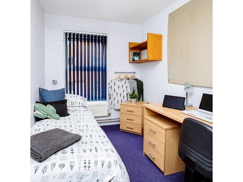 Furnished room in Bateson hall with