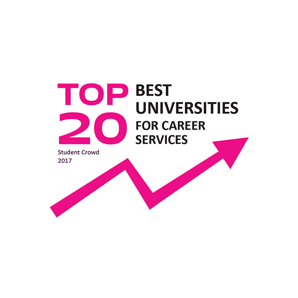 Top 20 for Career Services