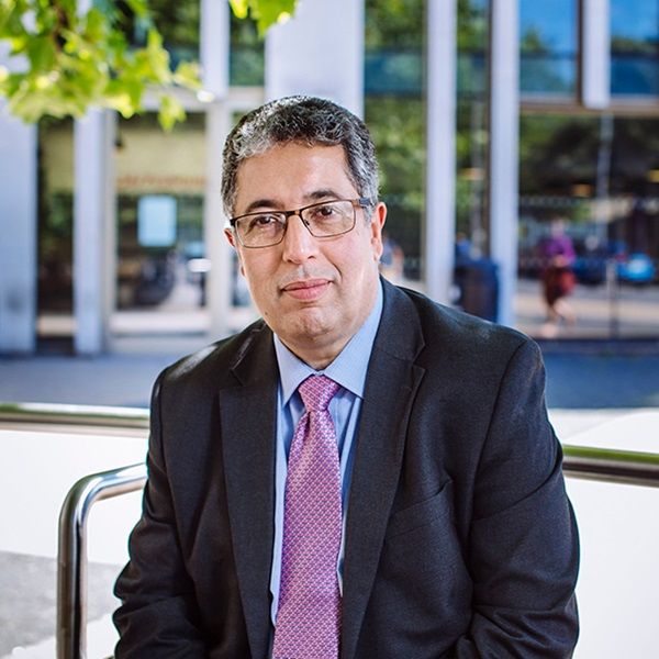 Professor Djamel Ait-Boudaoud, Executive Dean - Faculty of Technology