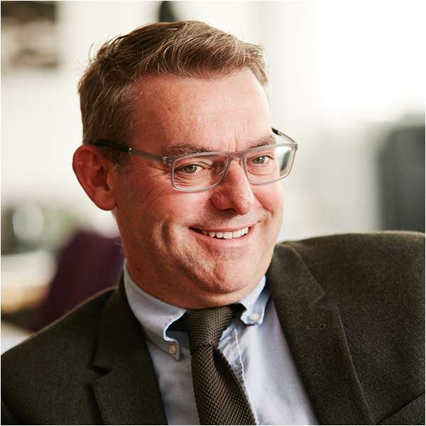 Professor Trevor Keeble, Executive Dean - Faculty of Creative and Cultural Industries