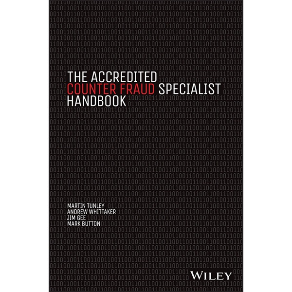The Accredited Counter Fraud Specialist Handbook cover