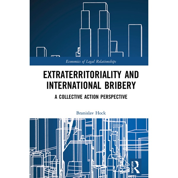 Extraterritoriality and International Bribery cover