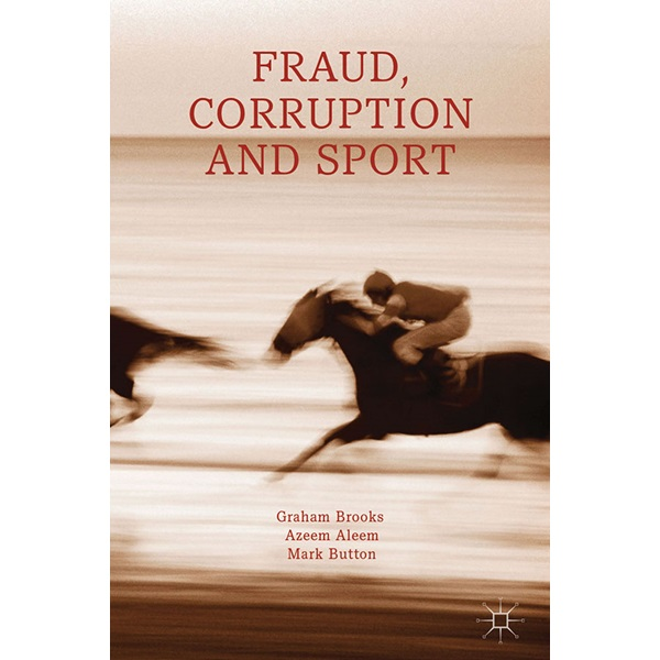 Fraud, Corruption and Sport cover