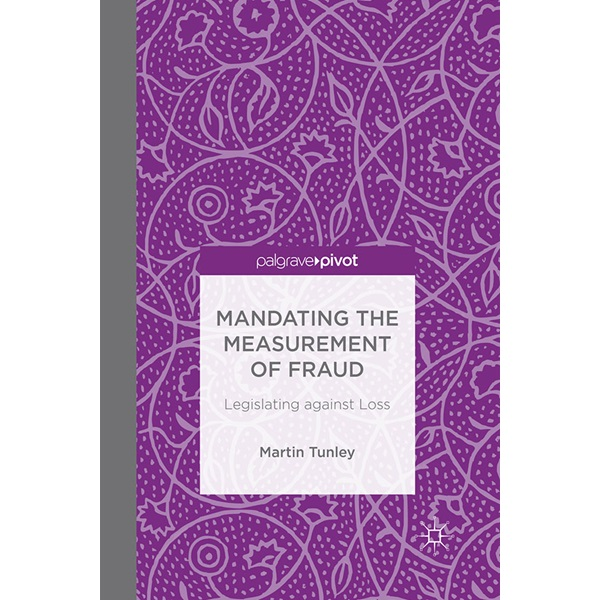 Mandating the Measurement of Fraud cover
