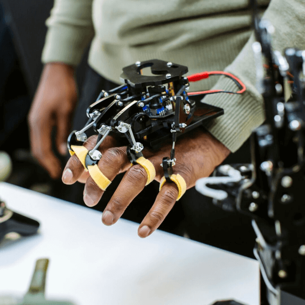 robotic hand research
