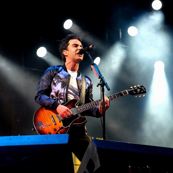 Kelly Jones of Stereophonics at Isle of Wight festival