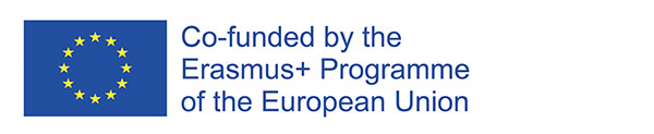 Funded by the Erasmus+ Programme logo