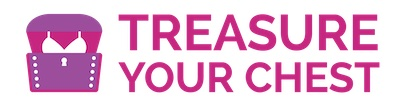 Logo for the treasure your chest initiative