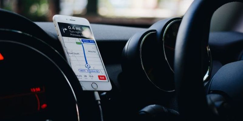 In-car smartphone navigation