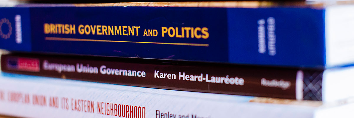 International Relations and Politics textbooks