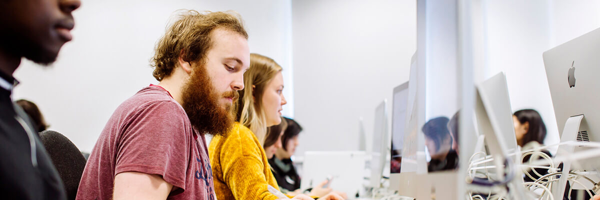 Creative Media & Technology HND | University of Portsmouth