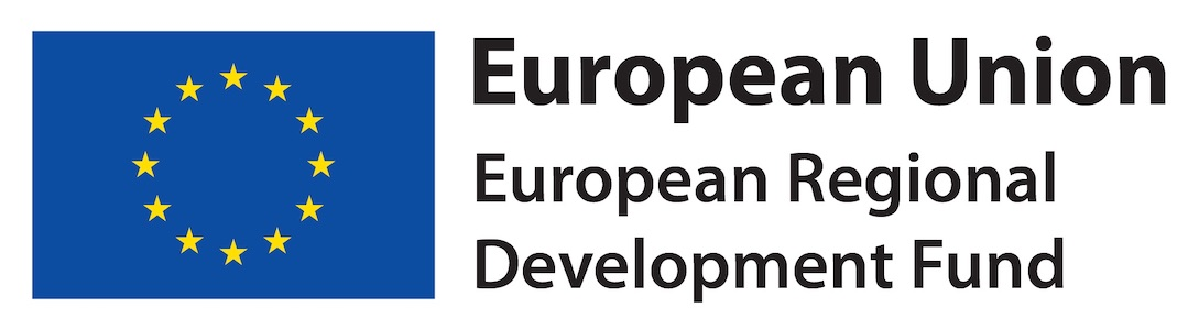 European Union Regional Development Fund logo