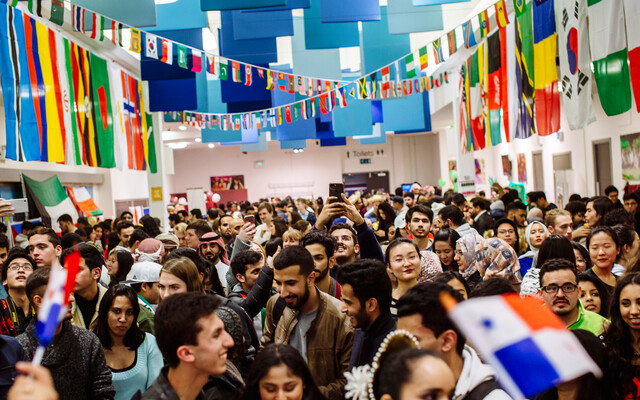 Festival of Cultures at University of Portsmouth
