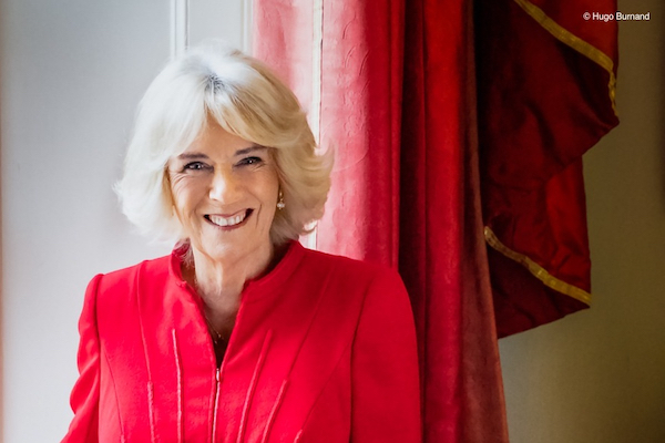 Camilla, Duchess of Cornwall launches The Reading Room (c) Hugo Burnand