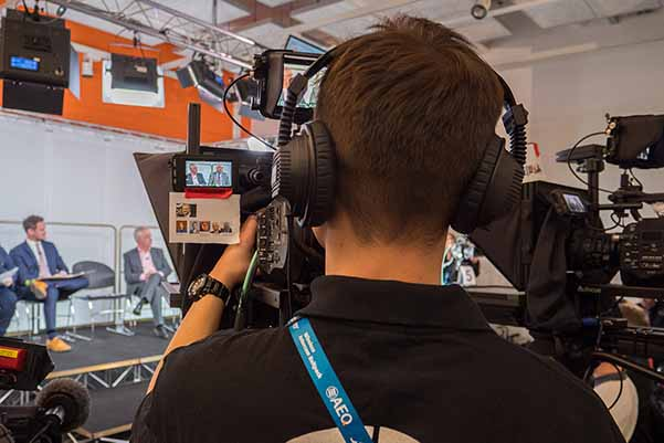 TV and broadcast student films Portsmouth elections live