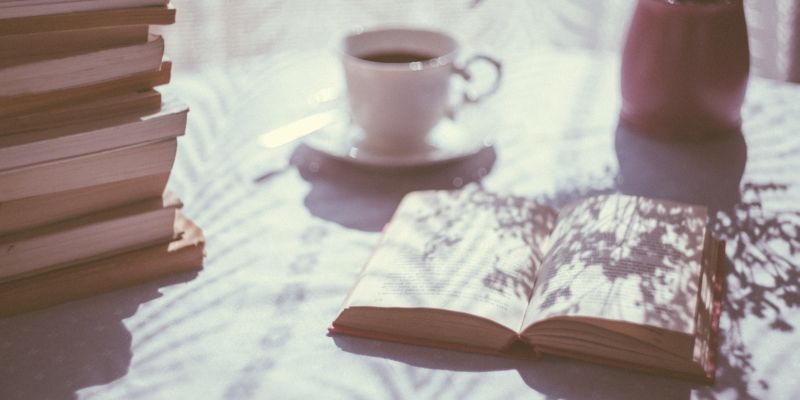 Novels and tea