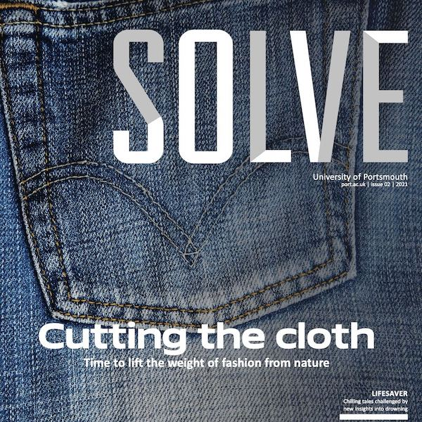 SOLVE magazine March 2021 cover sq