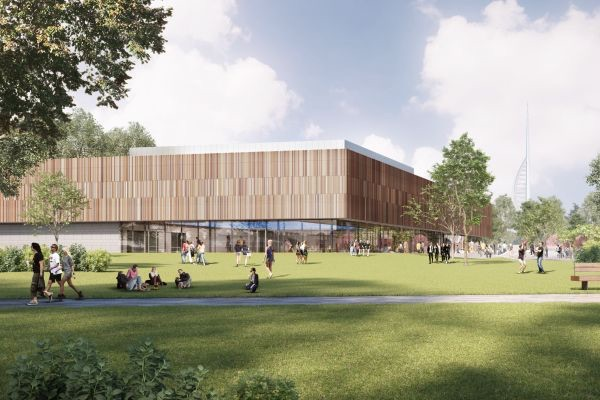 ravelin park new sports facility