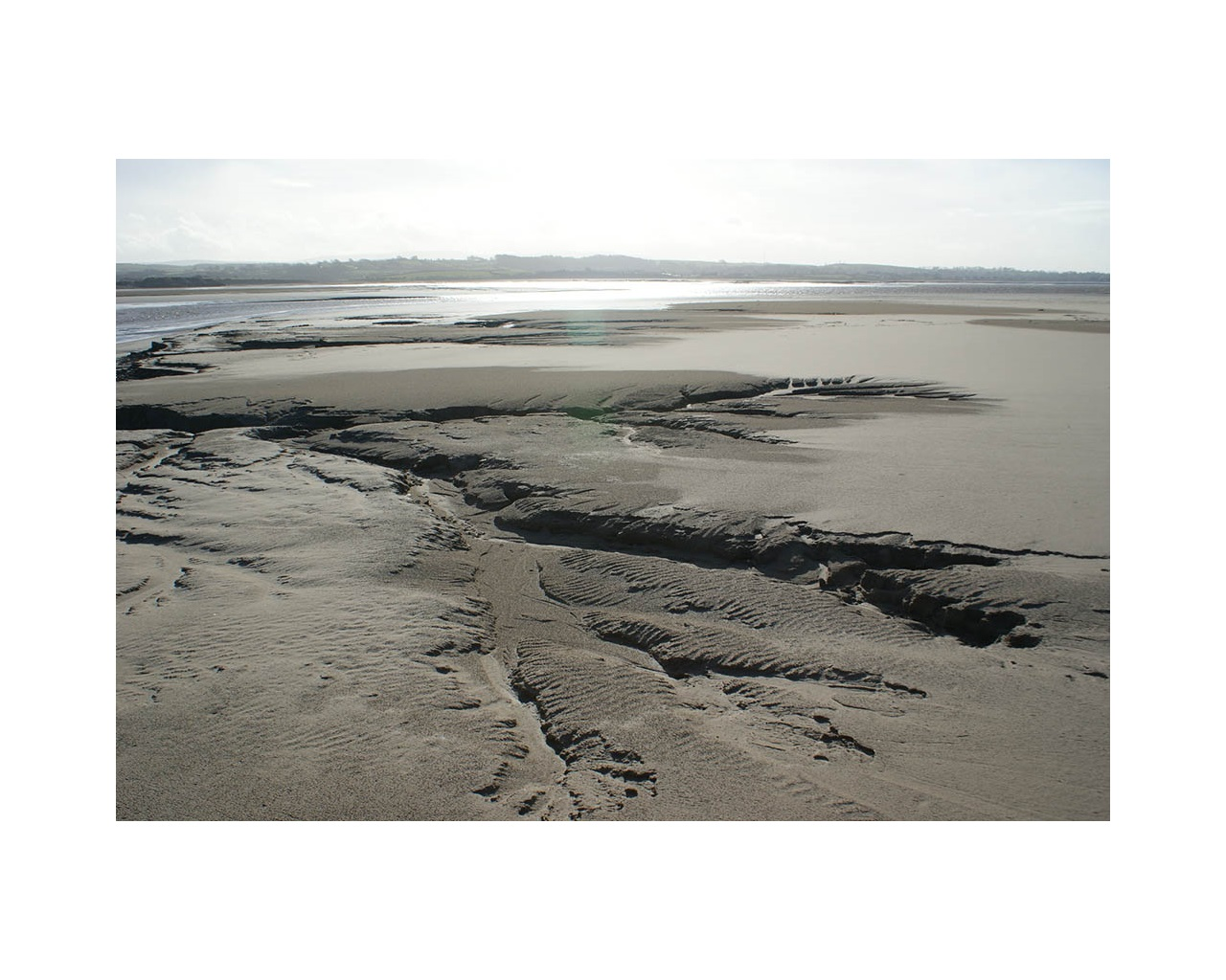 Mudflat in Chichester Harbour