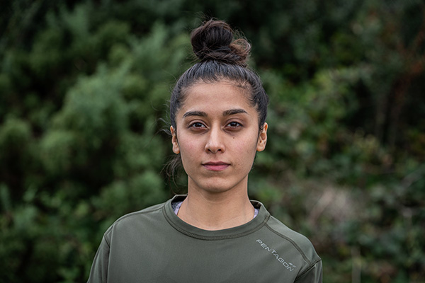 Shakiba on SAS: Who Dares Wins