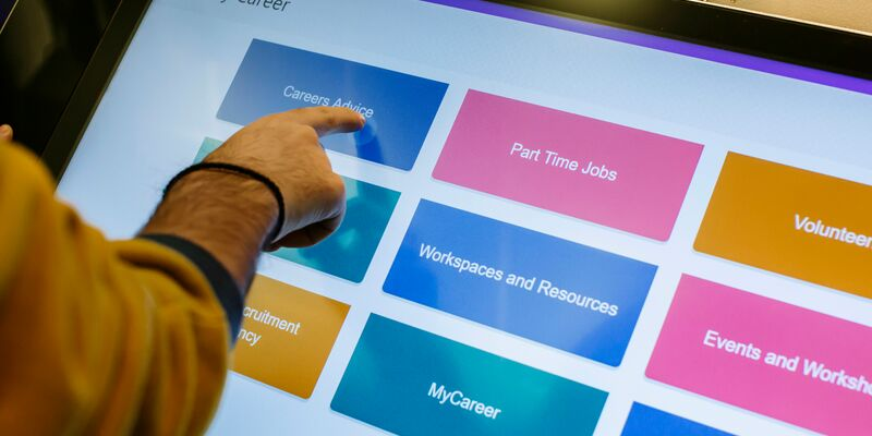 careers screen