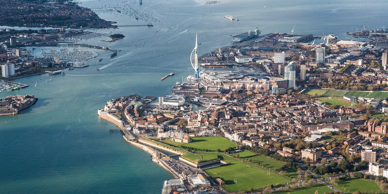 Portsmouth aerial-800x400