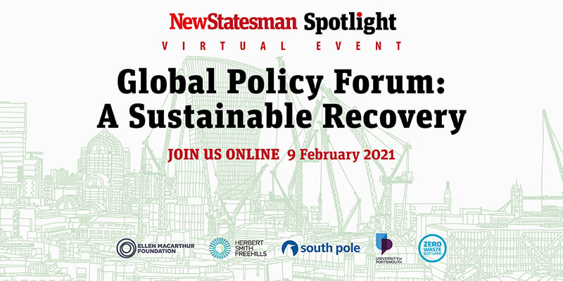 New Statesman Global Policy Forum 9 February 2021