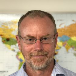 Image of Dr Tim Barrows