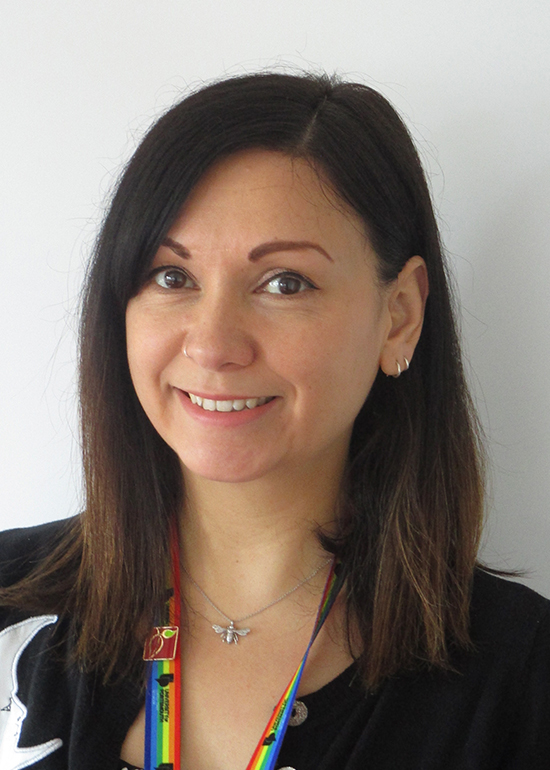 Image of Dr Lisa Sugiura