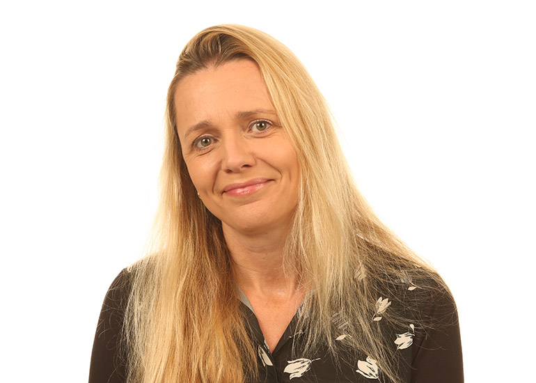 Image of Dr Sarah Charman