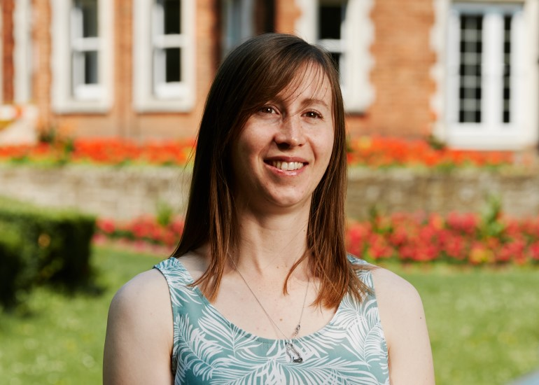 Image of Dr Katherine Brown