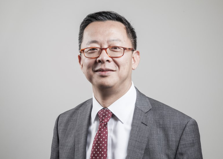 Image of Professor Raymond Lee
