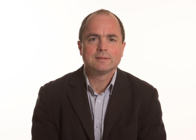 Image of Dr Steve Mitchell