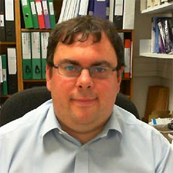 Image of Dr Darren Mernagh
