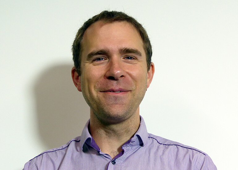 Image of Dr Mike Esbester