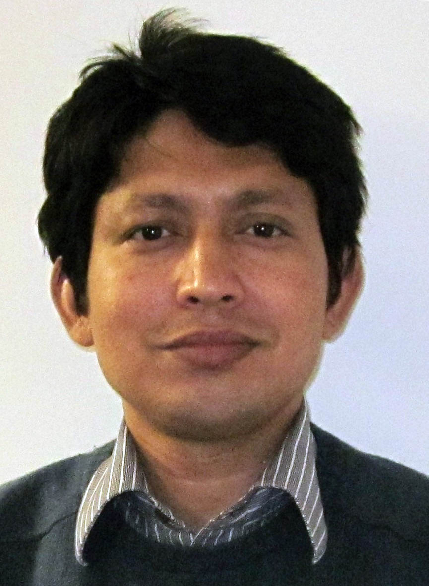 Image of Dr Mo Hoque